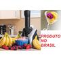 Maquina De Fazer Sorvete Natural Yonanas ,produto No Brasil