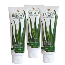 Kit De 3 Pasta Dental Forever Bright Toothgel