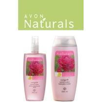 Naturals Loção Creme Hidratante Corporal Peônia E Pêra Avon