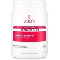 Adcos - Reduxcel Slim Creme De Massagem Redutor Plus 1kg