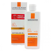 Anthelios Xl 60fps-fluido Corpo/rosto 125ml La Roche Posay