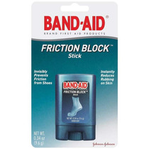 Band-aid Friction Block Stick Pés Original Made In Canadá