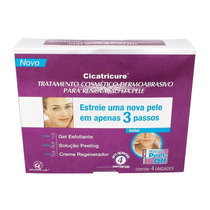 Cicatricure Kit Dermobrasivo + Cicatricure Contorno Olhos
