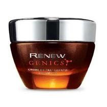Renew Genics Creme (noite) - Lançamento Avon Anti-idade