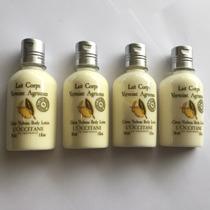 Miniatura Loccitane 4 Cremes Hidratantes Verbena 30 Ml