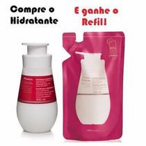 Hidrat Corp Natura Tododia Framboesa E Pimenta Rosa + Refil