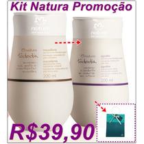 Hidratante Natura Tododia Algodão+macadamia Frete+grátis