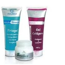 Creme Redutor De Medidas E Celulite Novety Cosmeticos