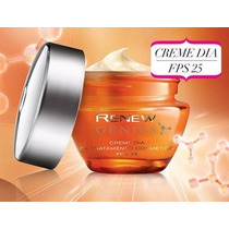 Avon Renew Genics Creme Antidade Dia Fps25 30g Todas Idades