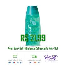 Avon Sun+ Gel Hidratante Refrescante Pós- Sol