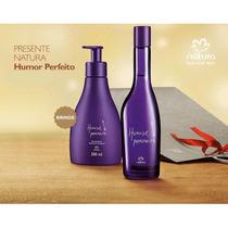Perfume Humor Perfeito+ Hidratante Corporal Natura