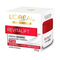 Revitalift Antirrugas + Firmeza Fps18 Loréal Creme Diurno