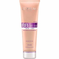 Bb Cream Loréal Paris Fps 20 Cor Base Escura 5 Em 1