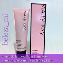 Creme De Limpeza 3 Em 1 Timewise Mary Kay Pele Mista/oleosa
