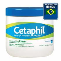 Cetaphil Creme Hidratante Pele Extra Seca 453g