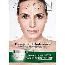 Renew Clinical Clareador + Anti-idade Promoção