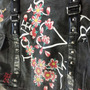Belissima Bolsa Black Jeans Extra Grande Ed Hardy