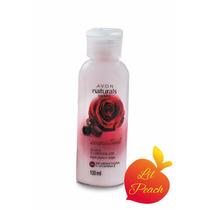 Loção Para O Corpo Rosa E Chocolate 30h Avon Naturals Corpo