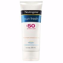 Neutrogena Sun Fresh Fps 50 Corpo 200ml