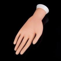 Mão Postiça De Treino Manicure Dedo Postiço Unha Acrigel