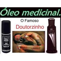 Óleo De Massagem Fines Nawts Life
