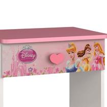 Criado Mudo Infantil Princesas Disney 1 Gaveta Pura Magia