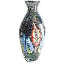 Vaso Decorativo Esilo Murano Colorido ( 11 )