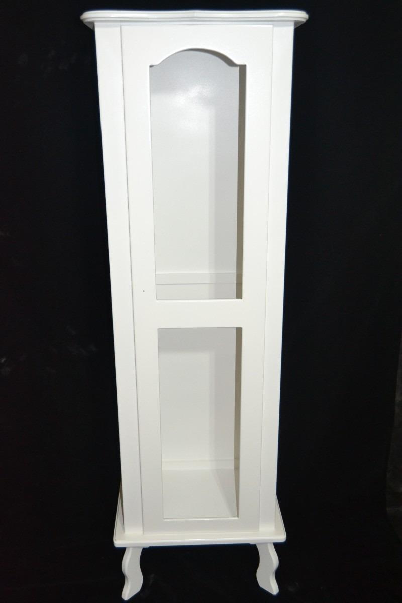 Cristaleira Mdf 1 Porta Pintura Branca R 465 00 No
