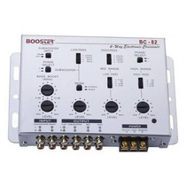Crossover Booster Bc 82 8canaiscrossover 4 Vias -