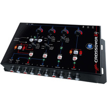 Crossover Digital Eletrônico Jfa X4 De 4 Vias Corte 24db/8ª
