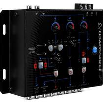 Crossover Digital Eletrônico Jfa X3 Divisor 3 Vias 24db/8ª