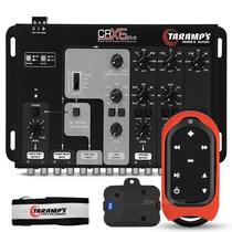 Crossover Automotivo Taramps Crx5 + Controle Taramps Tlc3000