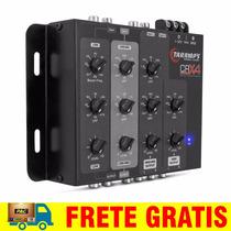 Crossover Taramps Crx4 4 Vias Eletrônico Som + Frete Grátis