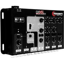Crossover Eletrônico Taramps Crx5 5 Vias Automotivo