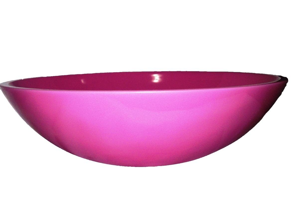 Cubapia De Apoio Para Banheiro 36cm Rosa  Cor Sólida  R$ 159,00 no Mercado -> Cuba Para Banheiro Rosa