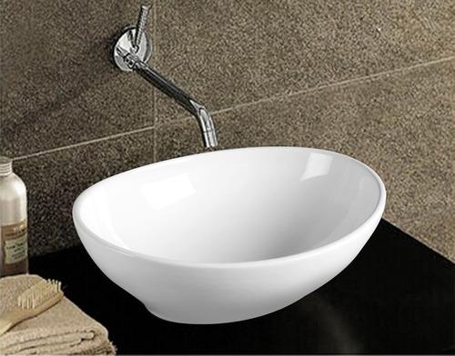 Cubas De Sobrepor Para Banheiro Ou Lavabo Estilo Deca  R$ 199,90 no MercadoL -> Cuba De Sobrepor Para Banheiro Mercadolivre