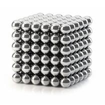 Cubo Magnético Neocube 5mm Cromado 216 Pcs - Frete Gratis