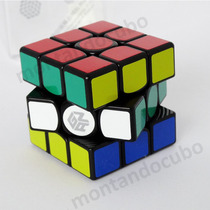 Cubo Mágico Profissional Gans 356 Lançamento Melhor Rubik