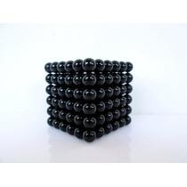Cubo Magnético Neocube Preto 5mm 216 Pcs - Black Buckyballs