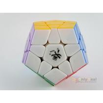 Megaminx Stickerless Dayan - Excelente Qualidade !