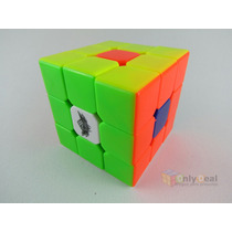 Cubo Magico Cyclone Boys 3x3 Speed Stickerless- Espetacular!