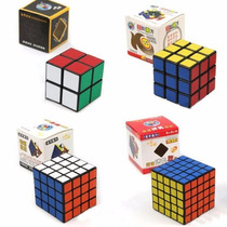 Kitcubo Profissional 2x2x2 3x3x3 4x4x4 5x5x5 Shengshou Black