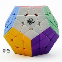 Cubo Mágico Dayan Megaminx Stickerless Lançamento