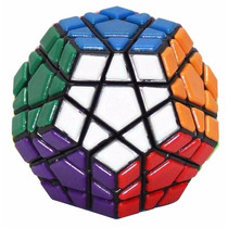 Cubo Mágico Megaminx Peças Coloridas Qj - Pronta Entrega