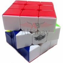 Cubo Profissional Cyclone Boys 3x3x3 Stickerless Imperdível!