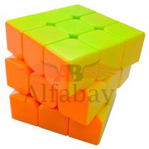 Cubo Mágico Profissional 3x3x3 Moyu Stickerless Yj Guanlong