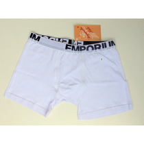 Kit 05 Cuecas Boxer Cotton (algodão)