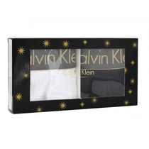 2 - Kit 2 Cuecas Calvin Klein Gold Original
