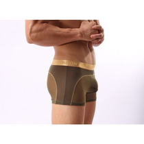 Cueca Sexy Boxer Transparente Cockcon