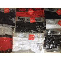 Cuecas Boxer Red Nose Kit Com 12 Cuecas Várias Cores Tamanho